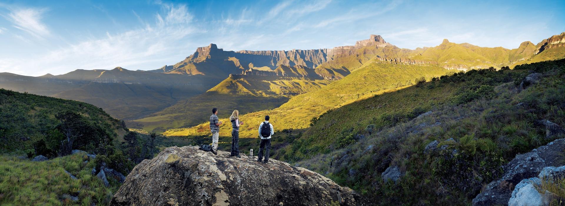 Drakensberg Park Südafrika