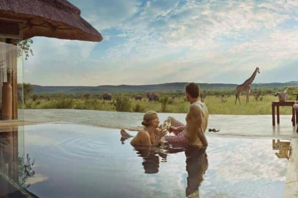Südafrika Reisen - Madikwe Flugsafari
