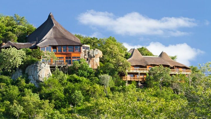 Ulusaba Rock Lodge Im Sabi Sand Game Reserve