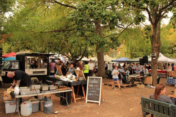 Franschhoek Village Market Händler