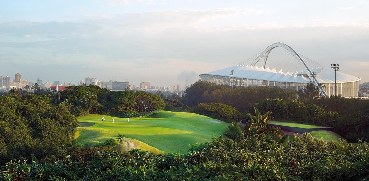 Golfplatz Durban Country Club