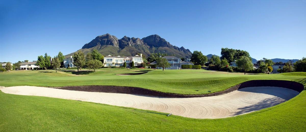 Erinvale Golfplatz Winelands