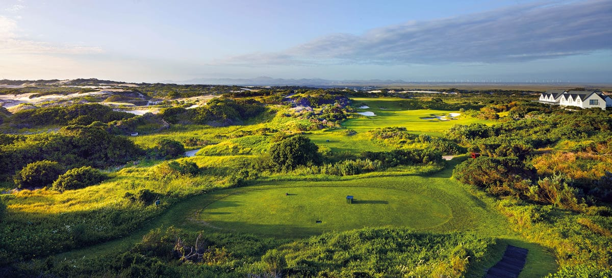 St. Francis Bay Links Golfplatz