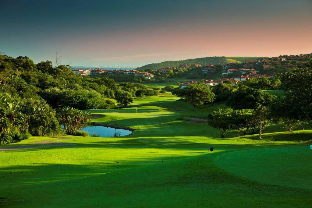 Zimbali Golfplatz