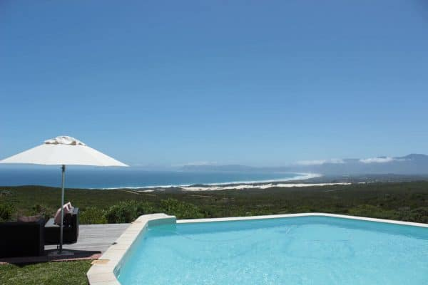 Grootbos Aussicht Pool