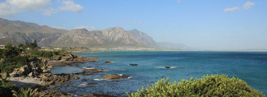 Hermanus Blick Auf Die Walker Bay