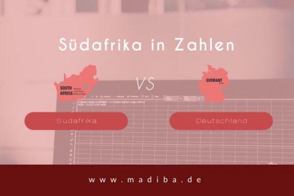 Artikelbild: Vergleich Südafrika Und Deutschland