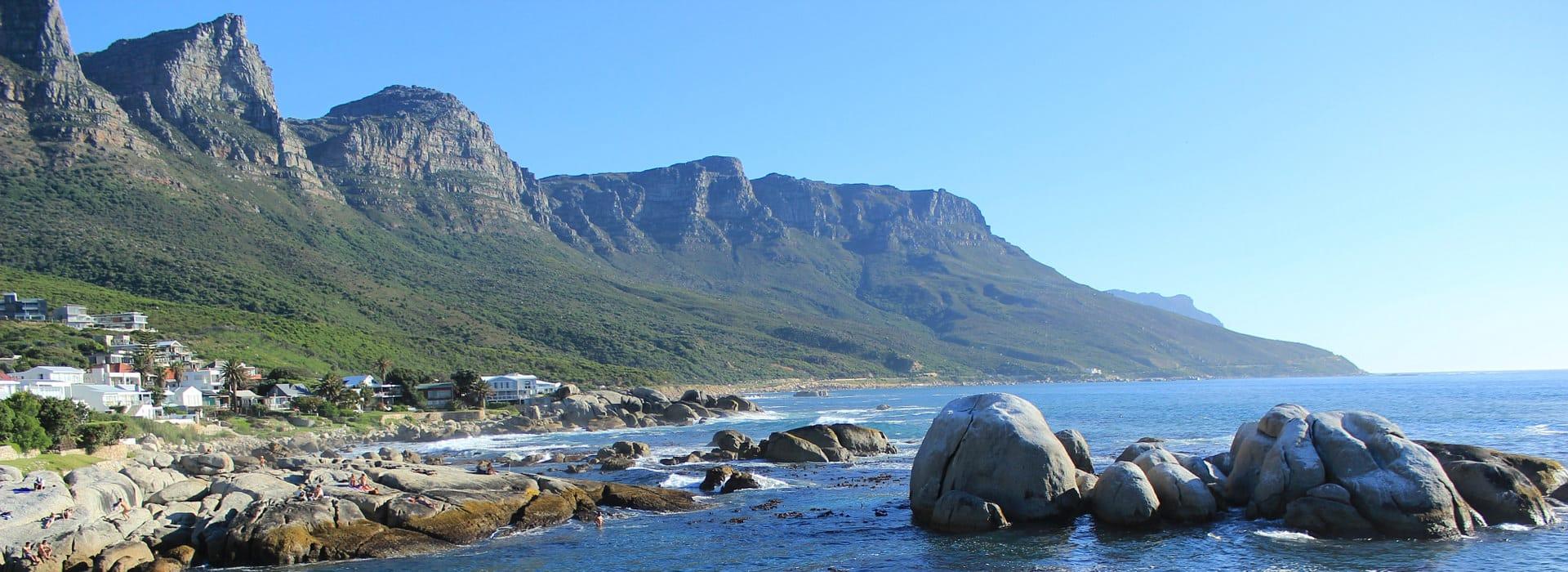 Völlig frei aus Südafrika