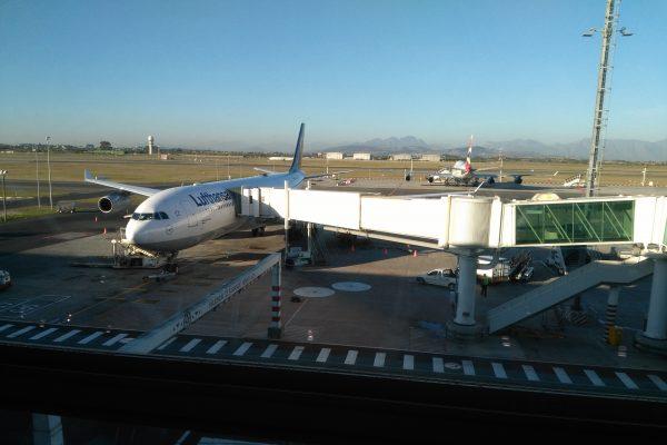 Anreise Kapstadt