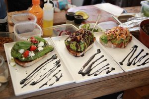 Oranjezicht City Farm Market Leckeres Essen