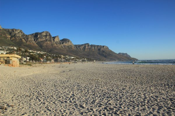 Camps Bay Beach Sandstrand
