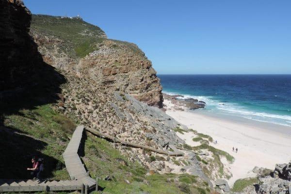 Diaz Beach Treppe Zum Strand