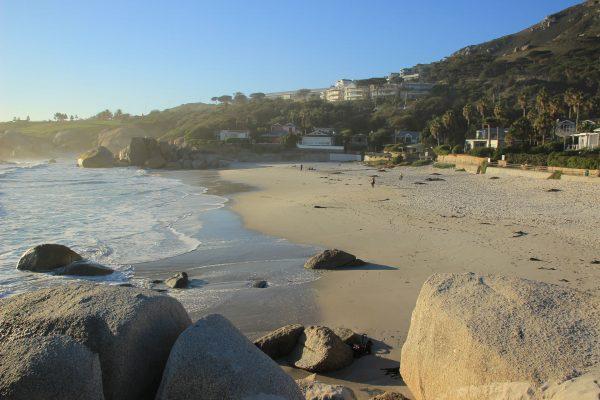 Glen Beach Von Oben