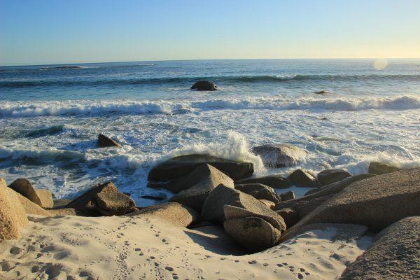 Glen Beach Wellen