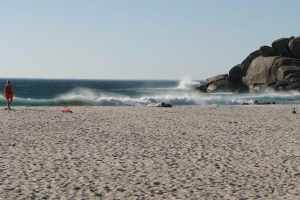 Llandudno Strand Windig
