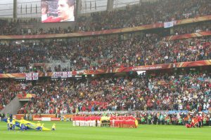 Kapstadt WM 2010 Hymne