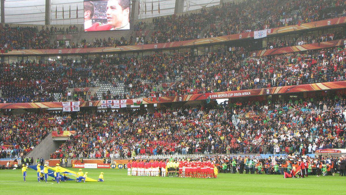 Auswirkungen Der Fußball WM 2010
