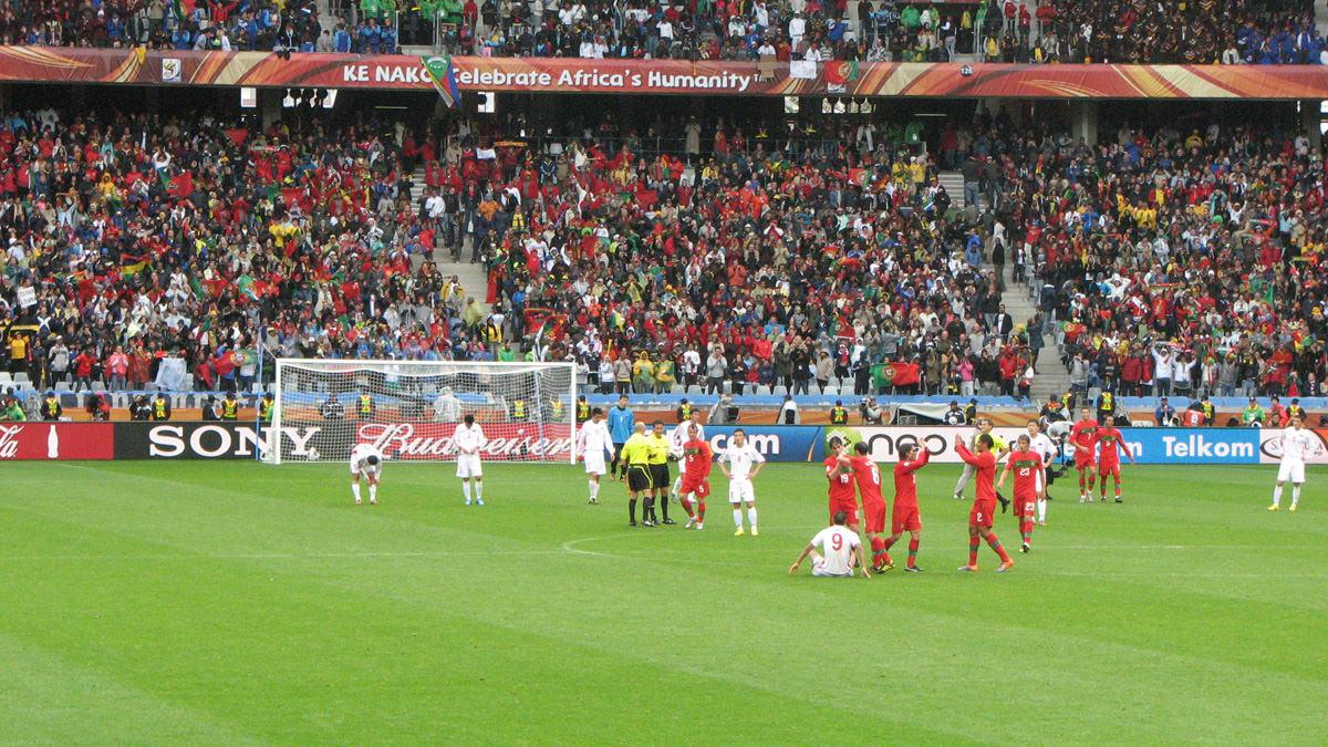 Auswirkungen Des Fußball Wm In Südafrika Was Passiert Heute