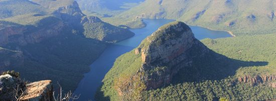 Blyde River Canyon An Der Panorama Route