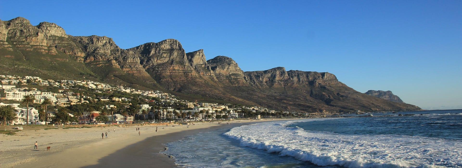 Südafrika Reisen zu den 12 Apostles in Kapstadt