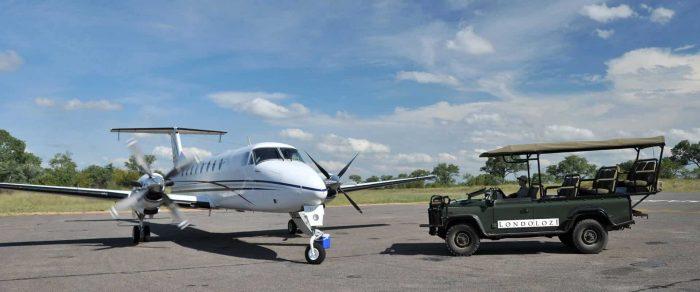 Flugsafaris Südafrika