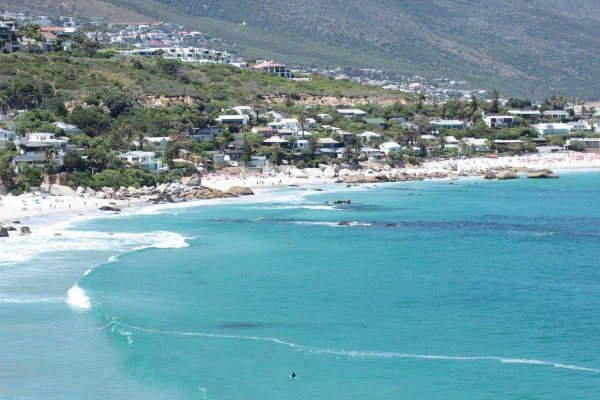 Clifton Strand In Südafrika