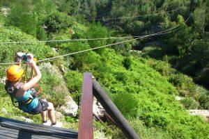 Canopy Tour Im Tsitsikamma National Park