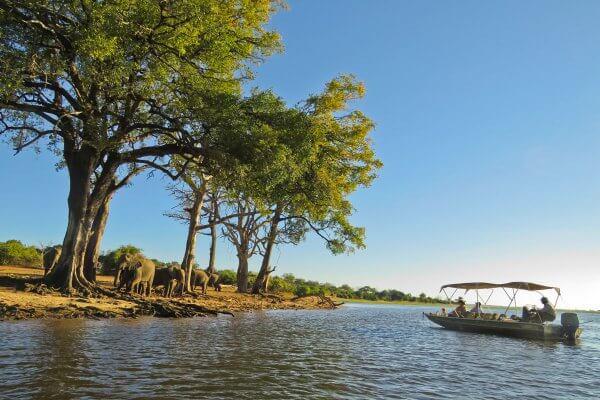 Sunway Botswana Chobe Cruise