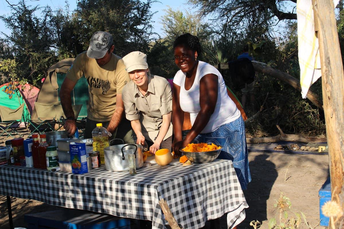 Sunway Botswana Okavango Cooks