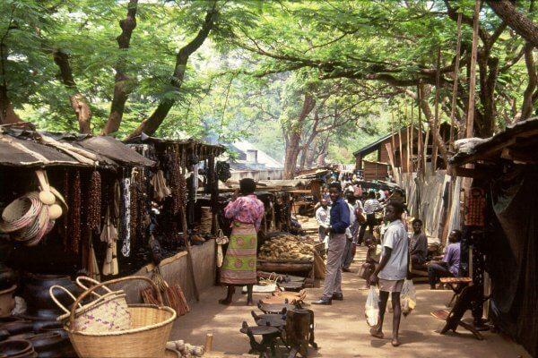Sunway Malawi Zomba Market