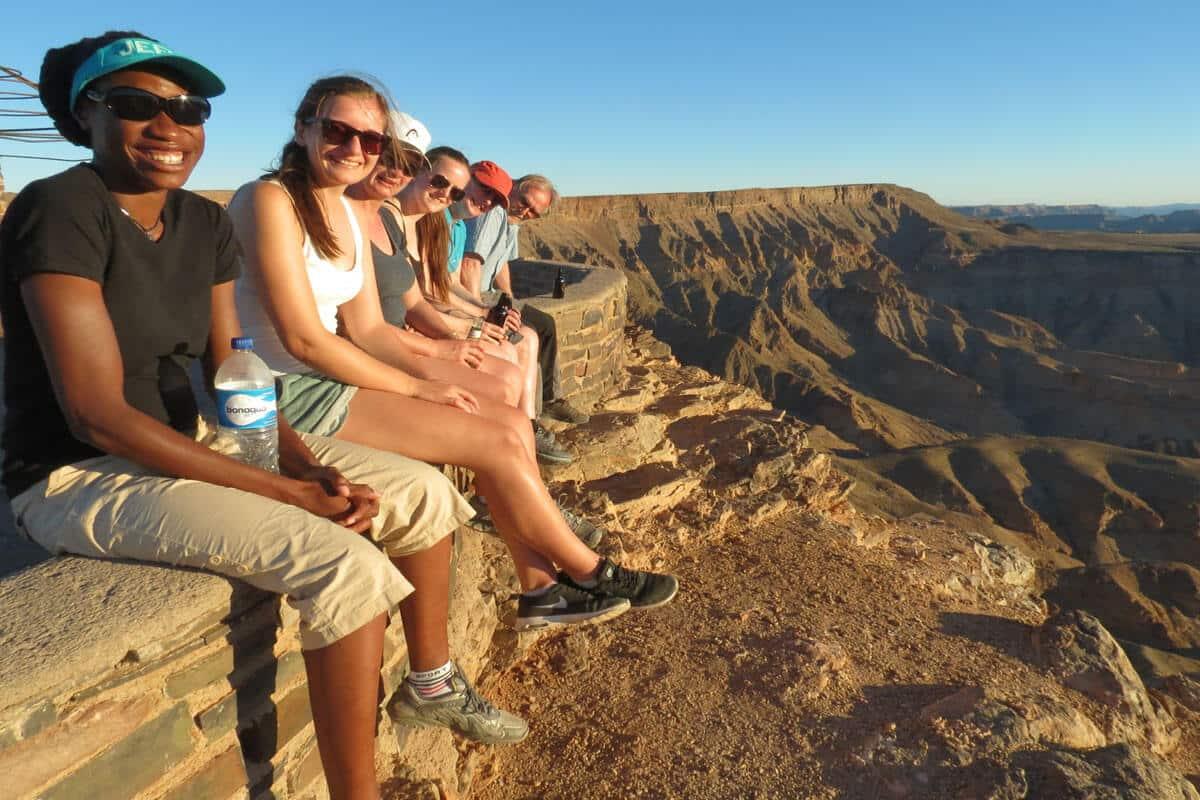 Sunway Namibia Fish River Canyon 2