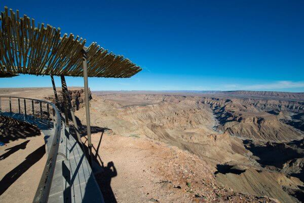 Sunway Namibia Fish River View Platform