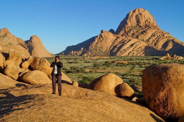 Namibia Spitzkop