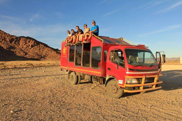 Sunway Operations Safari Truck
