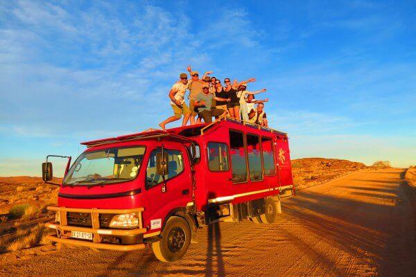 Sunway South Africa Safari Truck