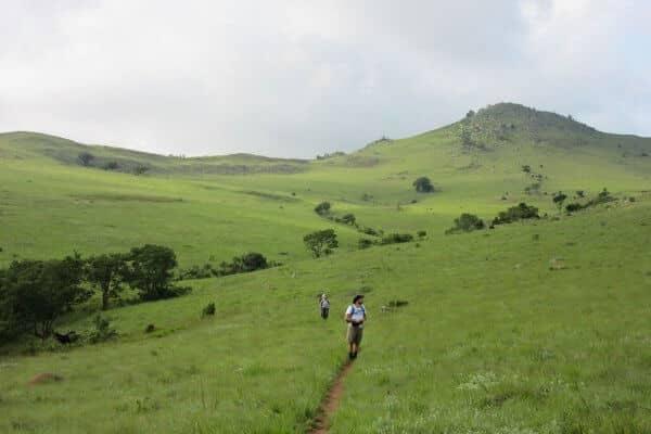 Sunway Swaziland Malolotja Grüne Wiese