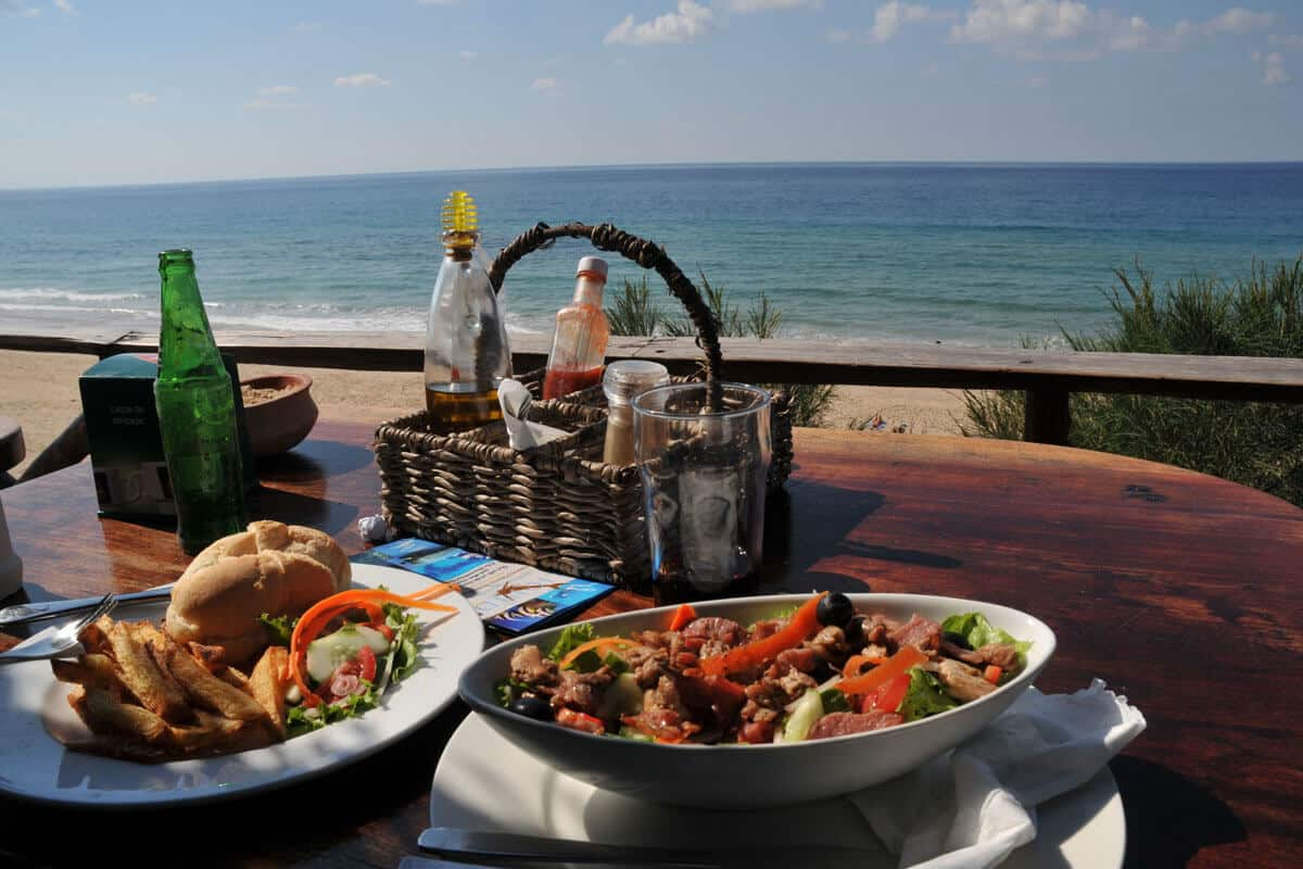 Sunway Tofu Beach Restaurant