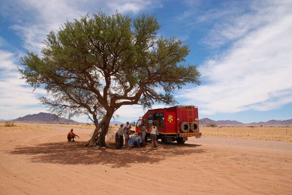 Overland Safari Durch Namibia
