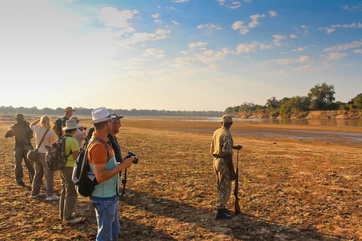 Zambia South Luangwa Ausblick