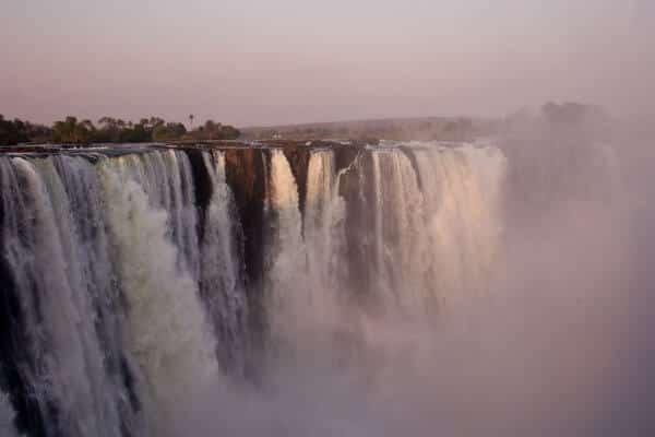 Im Herzen Der Victoria Falls